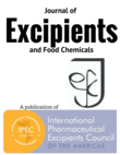 Journal of Excipients and Food Chemicals