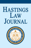 Hastings Law Journal