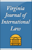 Virginia Journal of International Law